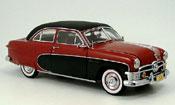 Ford Crestliner miniature rouge-noire 1950