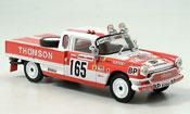 Peugeot 404 miniature Pick up dakar 1979
