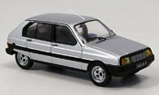 Citroen Visa miniature club grise metallisee 1981
