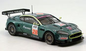 Aston Martin DBR9 miniature no.28 brabham turner sarrazin spa 2005