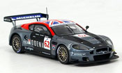 Aston Martin DBR9 miniature no.62 spa hardmann vann campbell walter 2006