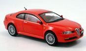 Alfa Romeo GT V6 3.2 rosso 2004