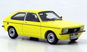 Opel Kadett C city amarilo 1978