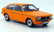 Opel Kadett C city orange 1978