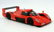 Toyota GT One street red