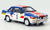 Nissan 240 miniature RS No.3 Rally Monte Carlo 1984