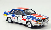 Nissan 240 miniature RS No.14 Rally Monte Carlo 1984