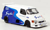 Ford Transit   Supervan 3 Racing 1995 Spark 1/43