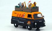 Miniature Morris J2   Van Dudley Zoo