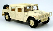 Humvee pick up beige