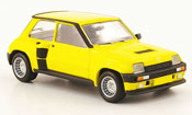 Renault 5 Turbo  yellow Del Prado