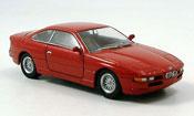 Bmw 850 i rosso