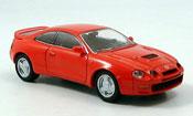 Toyota Celica   rouge Del Prado 1/43