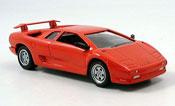 Lamborghini Diablo red