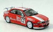 Alfa Romeo 156 GTA WTCC  no. 52 marchetti 2006 Spark