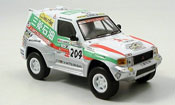 Mitsubishi Pajero Evolution miniature No.204