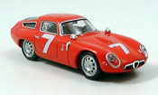 Alfa Romeo TZ1 no.7 rosso