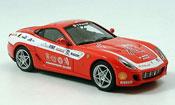 Ferrari 599 GTB  fiorano panamericana rouge Look Smart