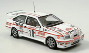Ford Sierra miniature Cosworth RS Cosworth Texaco Rally Monte Carlo 1987
