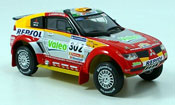 Mitsubishi Pajero Evolution miniature Paris Dakar 2006