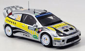 Miniature Rallye Ford Focus RS WRC No.24 Rally Akropolis 2005