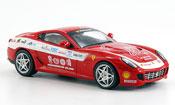 Ferrari 599 GTB  panamericana rouge 2006 IXO
