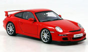 Porsche 997 Carrera red