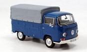 Volkswagen Combi   t2a pritsche avec plane blue Premium Cls