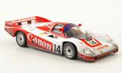 Porsche 956 1983 C No.14 Canon 24h Le Mans