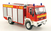 RW Iveco two firefighter
