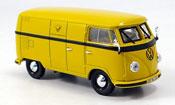 Volkswagen Combi t 1b transporter deutsche post 1958