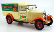 Citroen C4 Solido 1930 lieferwagen orangina