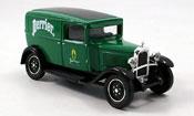Citroen C4 Solido lieferwagen perrier 1930