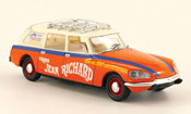 Citroen DS   break zirkus pinder 1972 Solido