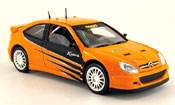 Citroen Xsara tuning  orange Solido 1/18