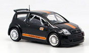Citroen C2 tuning nero