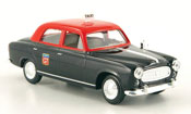 Peugeot 403 Berline  taxi Solido 1/43