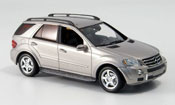 Classe M AMG grise metallisee 2006