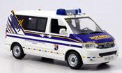 Volkswagen Combi t5 transporter bundeswehr notarzt 2002