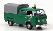 Volkswagen Combi t2 doka pritsche stadt stolberg green