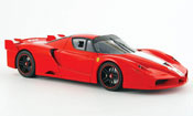 Ferrari Enzo FXX  rouge Hot Wheels Elite 1/18