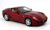Ferrari 599 GTB  fiorano rouge serie elite Hot Wheels Elite