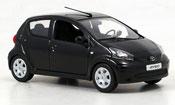 Toyota Aygo nero 2005