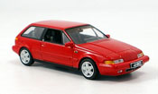 Volvo 480 miniature ES rouge 1986