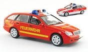 Mercedes Classe C   T Modell NEF 2001 Minichamps