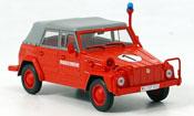 Volkswagen Combi   181 kubelwagen bundeswehr pompier 1969 Minichamps