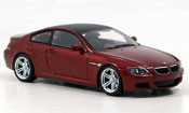 Bmw M6 miniature E63 6er Coupe 2006