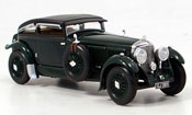 Bentley 6.5 Liter Gurney Saloon blau Train Spec. 1930