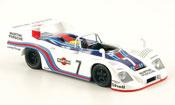 Porsche 936 1976 76 No.7 Martini Ickx Mass Sieger Imola
