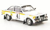 Miniature Rallye Ford Escort MK2 Makinen Rally Marokko 1976